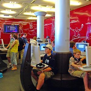 Интернет-кафе Чугуевки