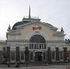 Железнодорожные вокзалы в Чугуевке