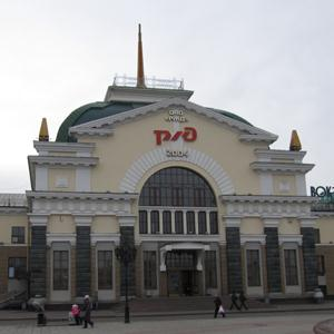 Железнодорожные вокзалы Чугуевки